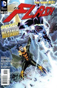 The Flash #10 (2012)