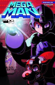 Mega Man #14 (2012)