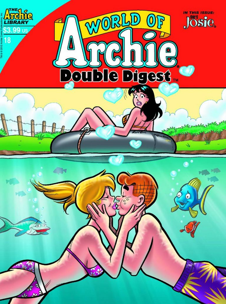 World of Archie Double Digest #18 (2012)