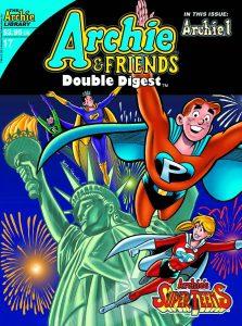 Archie & Friends Double Digest Magazine #17 (2012)