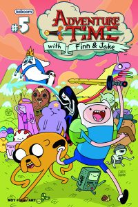 Adventure Time #5 (2012)