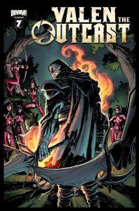 Valen the Outcast #7 (2012)