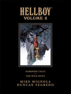 Hellboy Library Edition #5 (2012)