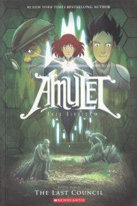 Amulet #4 (2012)