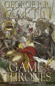 George R. R. Martin's A Game of Thrones #10 (2012)