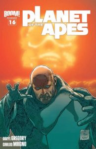 Planet of the Apes #16 (2012)