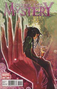 Journey into Mystery #641 (2012)