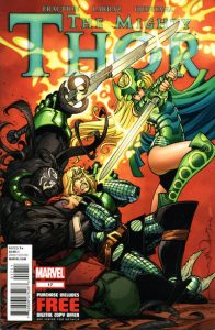 The Mighty Thor #17 (2012)