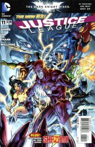Justice League #11 (2012)