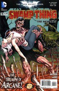 Swamp Thing #11 (2012)