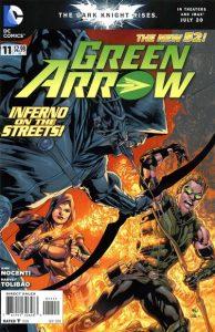 Green Arrow #11 (2012)