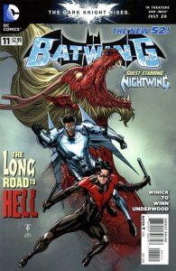 Batwing #11 (2012)
