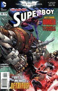 Superboy #11 (2012)