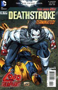 Deathstroke #11 (2012)