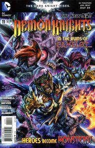 Demon Knights #11 (2012)