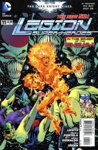 Legion of Super-Heroes #11 (2012)