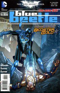 Blue Beetle #11 (2012)