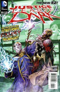 Justice League Dark #11 (2012)