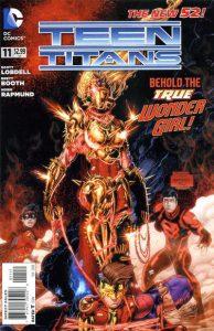Teen Titans #11 (2012)
