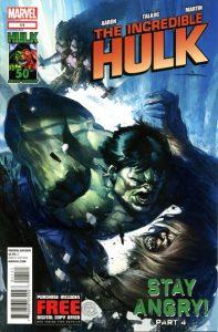 The Incredible Hulk #11 (2012)
