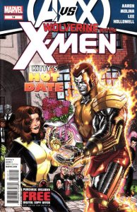 Wolverine and the X-Men #14 (2012)