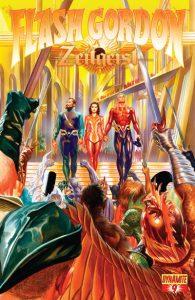 Flash Gordon: Zeitgeist #9 (2012)