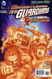 Green Lantern: New Guardians #11 (2012)