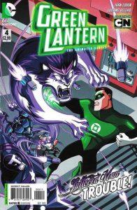 Green Lantern: The Animated Series #4 (2012)