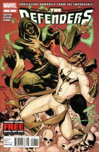 Defenders #8 (2012)