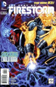 Fury of the Firestorms: The Nuclear Men #11 (2012)