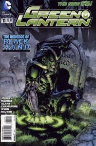 Green Lantern #11 (2012)