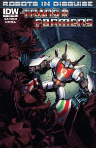 The Transformers: Robots in Disguise #7 (2012)