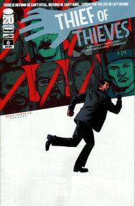 Thief of Thieves #6 (2012)