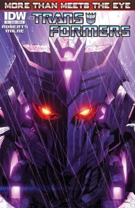 The Transformers: More Than Meets the Eye #7 (2012)