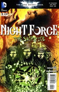 Night Force #5 (2012)