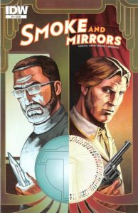 Smoke and Mirrors #5 (2012)