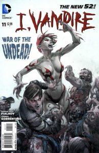 I, Vampire #11 (2012)