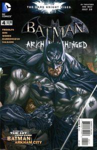 Batman: Arkham Unhinged #4 (2012)