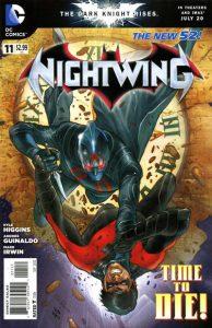 Nightwing #11 (2012)