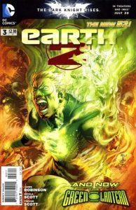 Earth 2 #3 (2012)