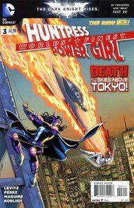 Worlds' Finest #3 (2012)