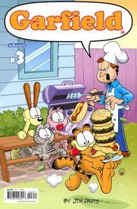 Garfield #3 (2012)