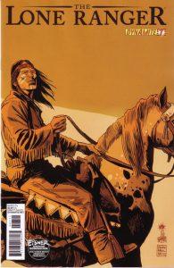 The Lone Ranger #7 (2012)