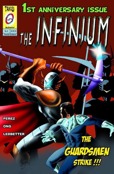 The Infinium #3 (2012)