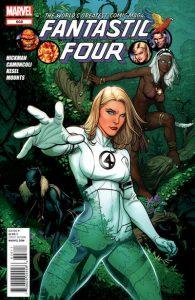 Fantastic Four #608 (2012)