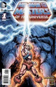 He-Man and the Masters of the Universe #1 (2012)