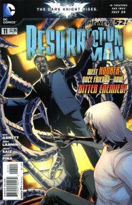 Resurrection Man #11 (2012)