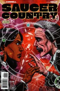 Saucer Country #5 (2012)