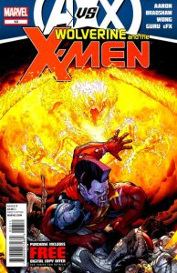 Wolverine and the X-Men #13 (2012)