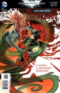 Batwoman #11 (2012)